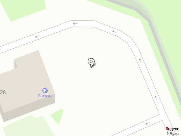 АЗС на карте Волгограда