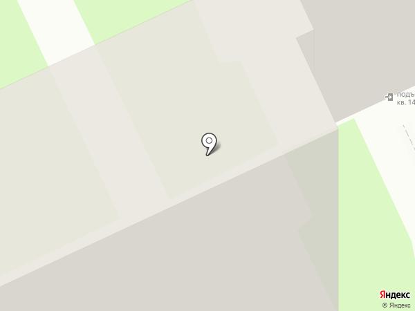 Фирма сантехнических услуг на карте Волгограда