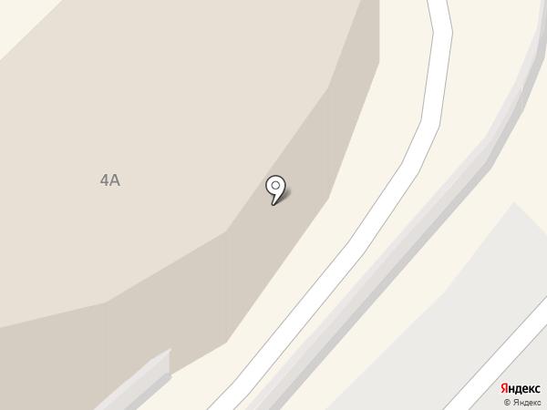 Эра на карте Волгограда