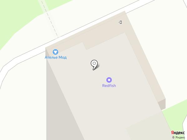Многопрофильная фирма на карте Волгограда