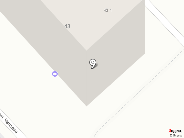 ЭРОС на карте Волгограда