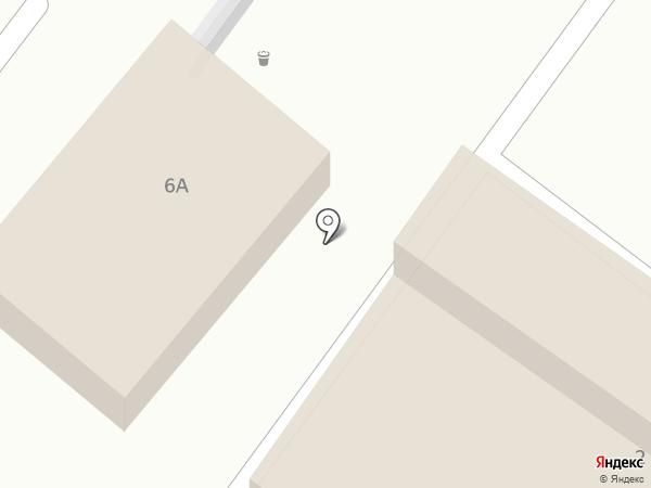 Промэнерго на карте Волгограда