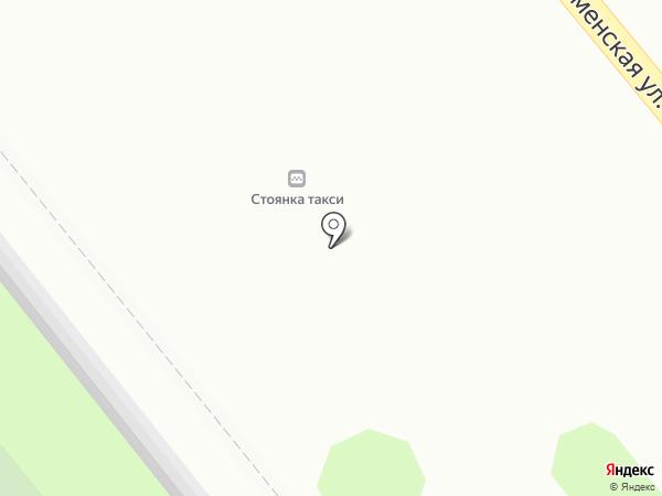 Ранит на карте Волгограда