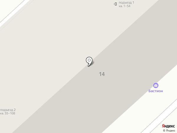 Психотерапевтический кабинет на карте Волгограда