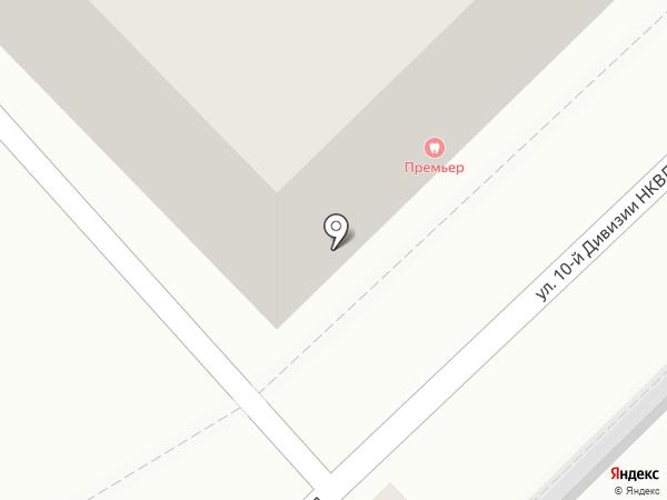 Таранька на карте Волгограда