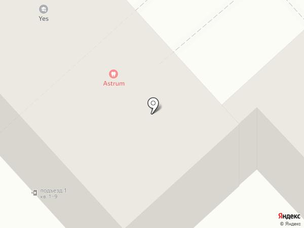 АСТ-Сервис на карте Волгограда