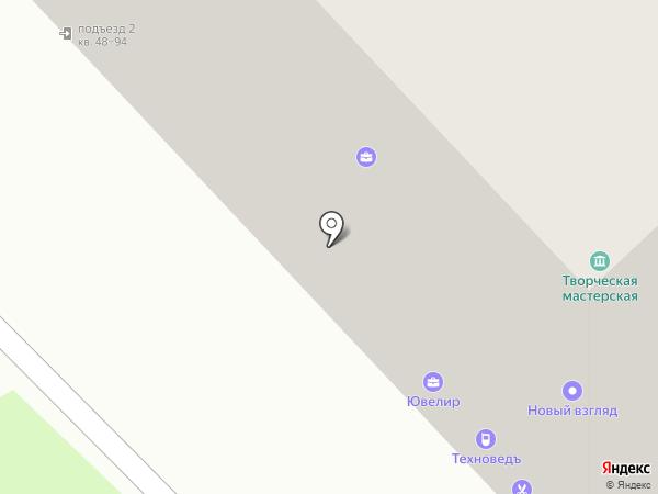 ОКО на карте Волгограда