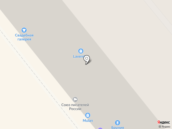 Дителл на карте Волгограда