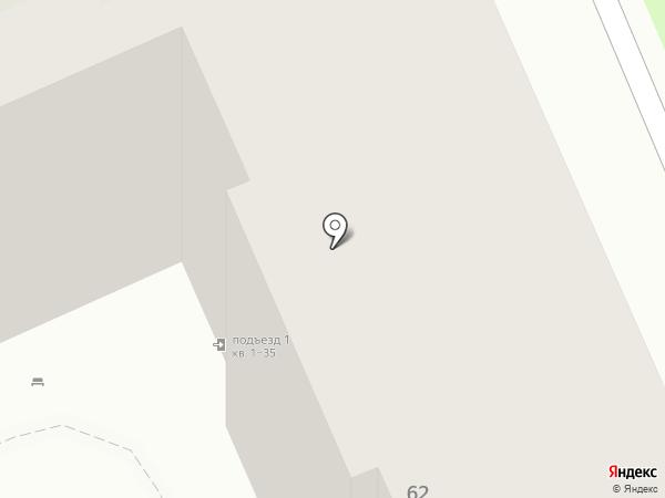 7 ветров на карте Волгограда