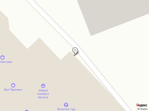 Кинг Парфюм на карте Волгограда