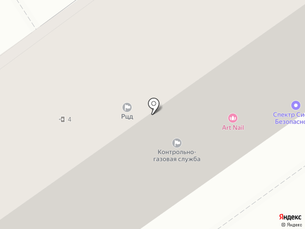 ТриО на карте Волгограда