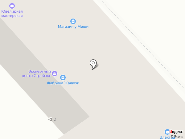 Светомаркет на карте Волгограда