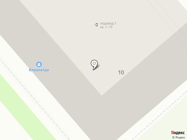 АКБ Росбанк на карте Волгограда