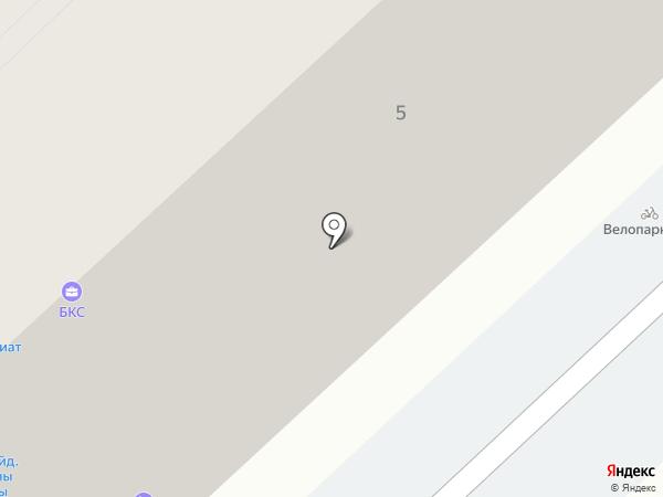 Агент.ру на карте Волгограда