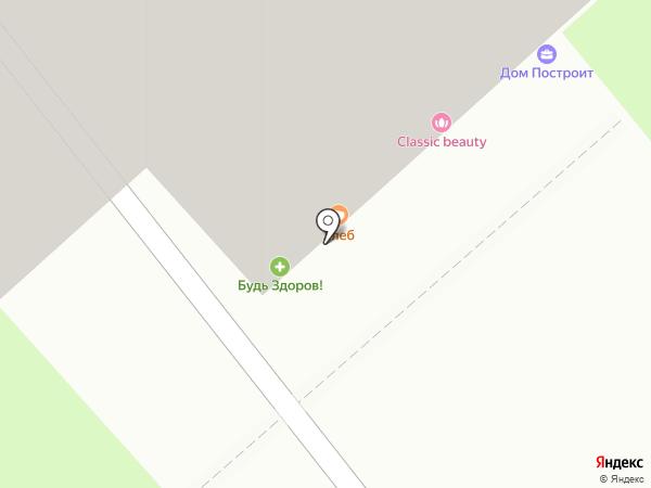 Копировальный центр на карте Волгограда