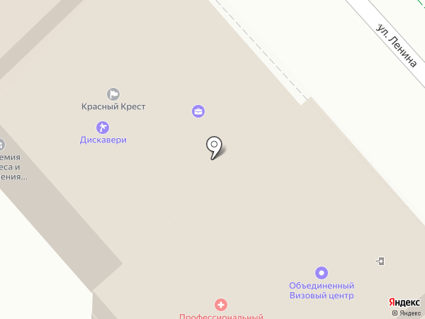 Марко Поло на карте Волгограда