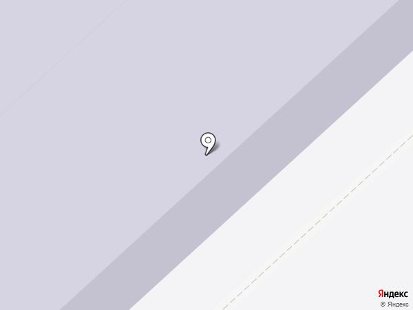 Средняя общеобразовательная школа №44 с углубленным изучением отдельных предметов на карте Волгограда