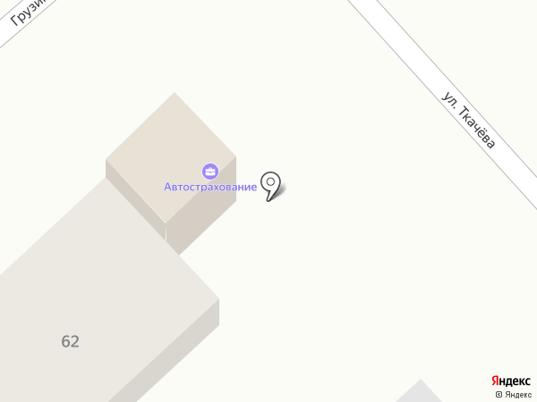 Осаго34 на карте Волгограда
