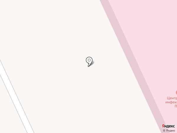 Волгоградское областное патологоанатомическое бюро на карте Волгограда