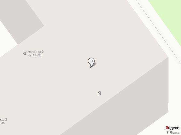 АКБ Экспресс-Волга банк на карте Волгограда