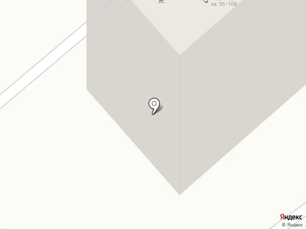 Антарес на карте Волгограда