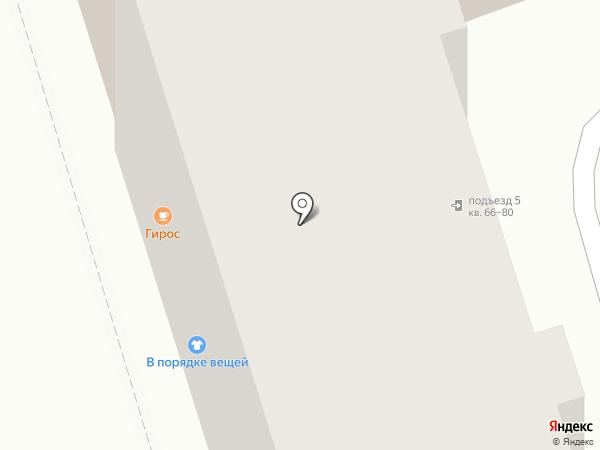 Чак Норрис на карте Волгограда