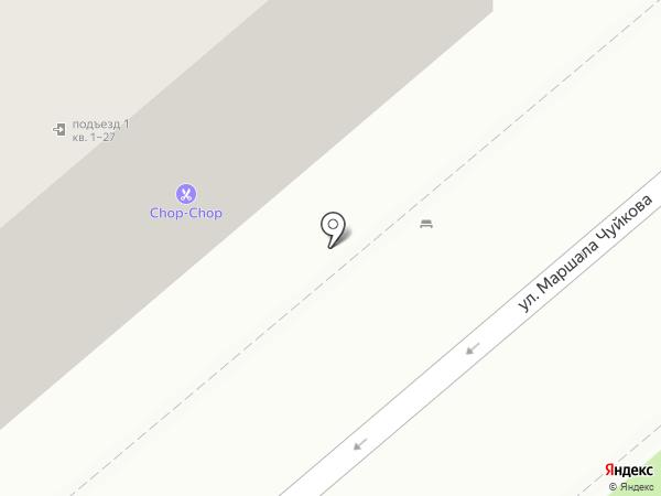УЛИЦА на карте Волгограда