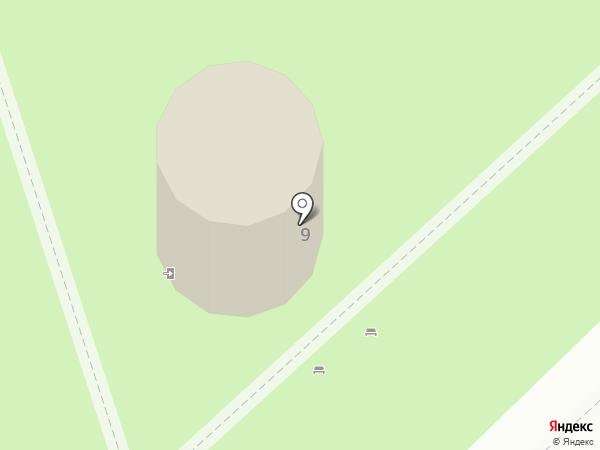 Часовня им. Александра Невского на карте Волгограда