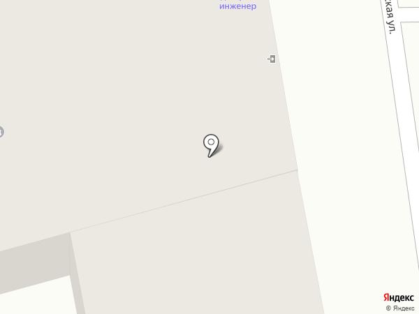 Pole Art на карте Волгограда