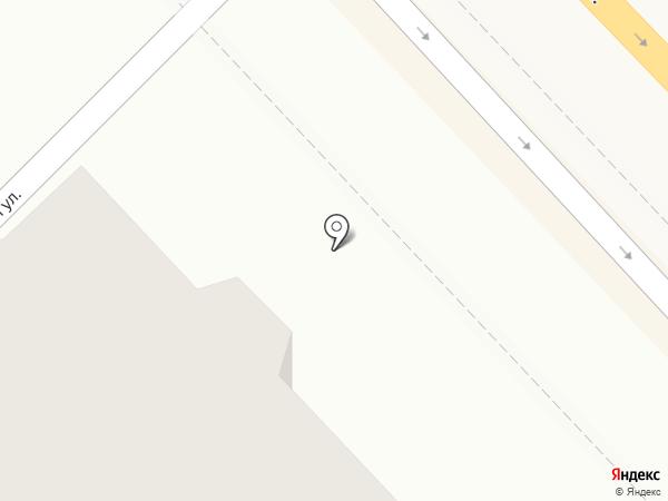 Столото на карте Волгограда