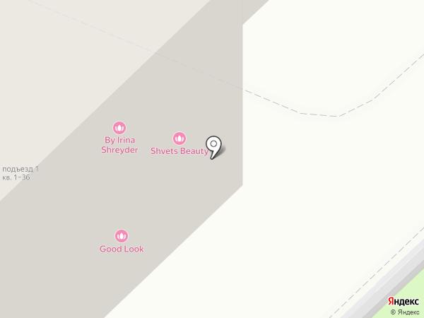Марья искусница на карте Волгограда