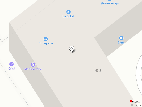 Manoi на карте Волгограда