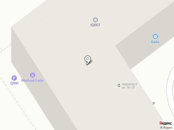 Дельта-Агро на карте Волгограда