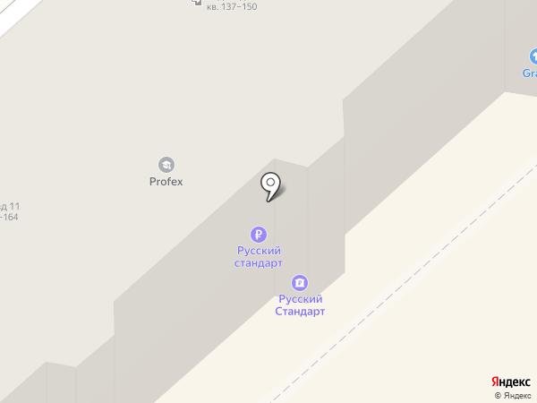 ДЕПОЗИТ на карте Волгограда