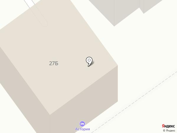 Astoria на карте Волгограда