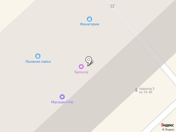 АКБ Военно-Промышленный Банк на карте Волгограда