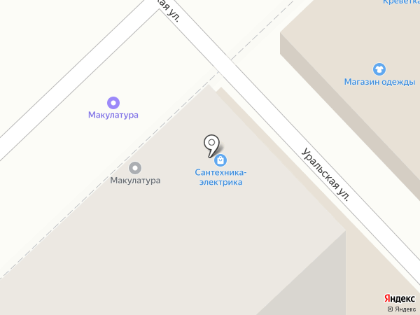 Техноцентр на карте Волгограда
