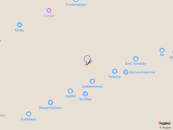 Sasha Fabiani на карте Волгограда