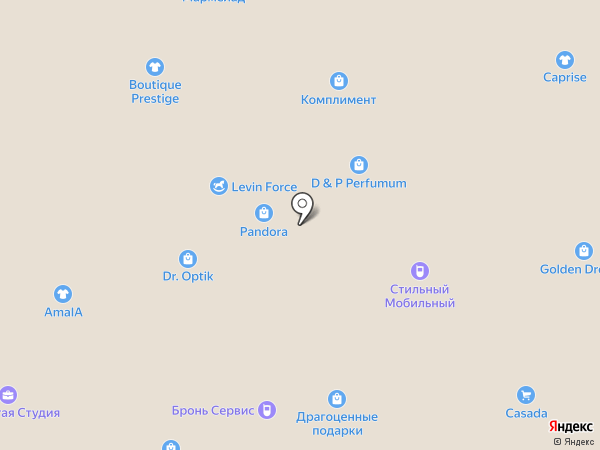 Магазин аксессуаров для мобильных телефонов на карте Волгограда