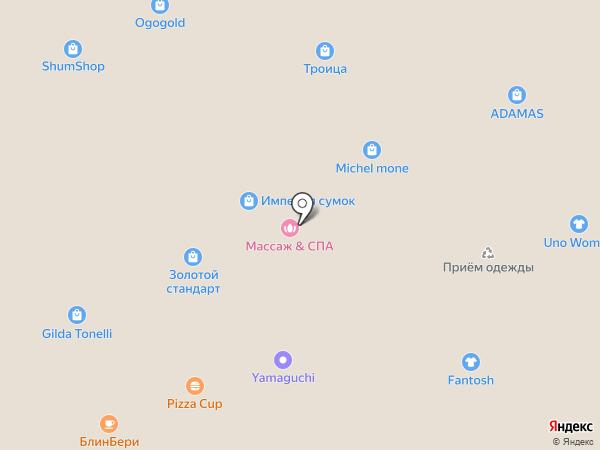 Carraji на карте Волгограда