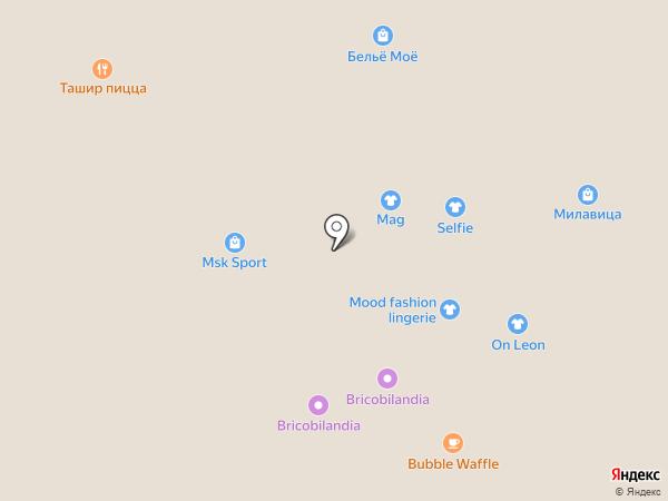Affliction на карте Волгограда