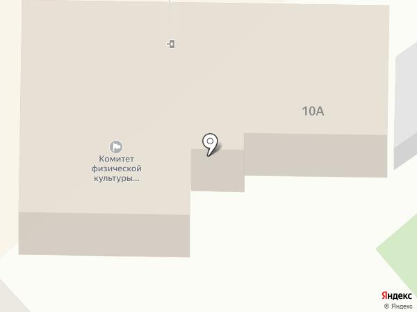 Ротор на карте Волгограда