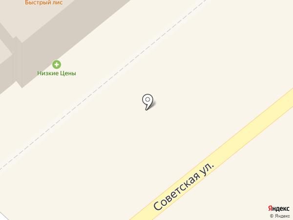 Теплый хлебушек на карте Волгограда