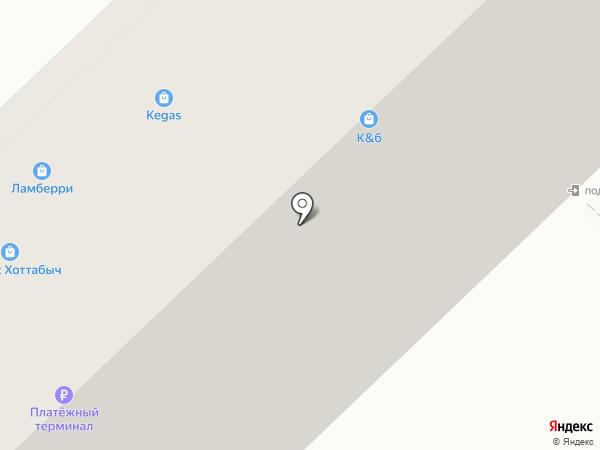 Solo на карте Волгограда