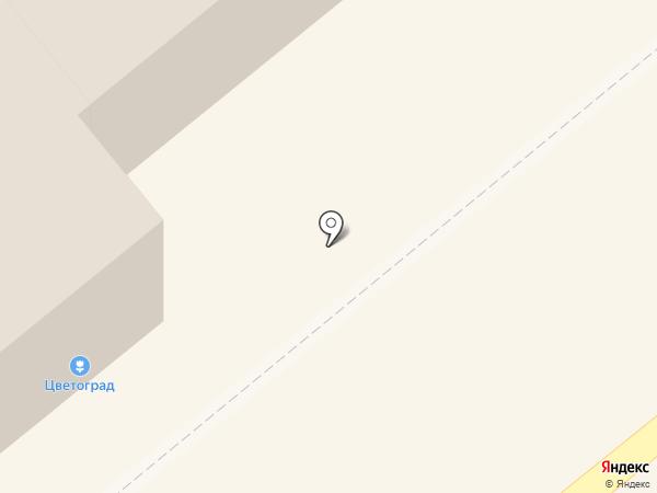 Магазин напитков на карте Волгограда