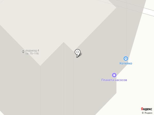 Таргет на карте Волгограда