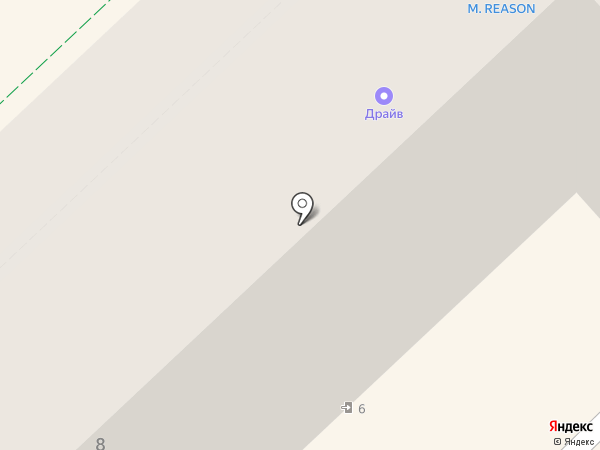 Даки Дак на карте Волгограда