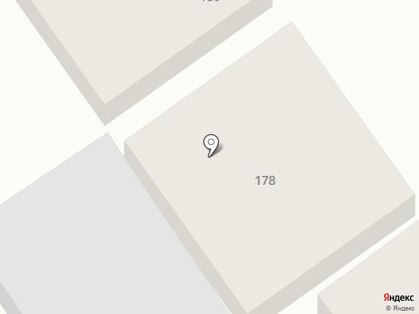 АвтоДом34 на карте Волгограда