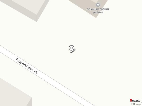 Администрация Кировского сельского поселения на карте Кировой