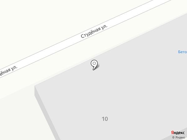 СКИД-СТЛ на карте Волгограда